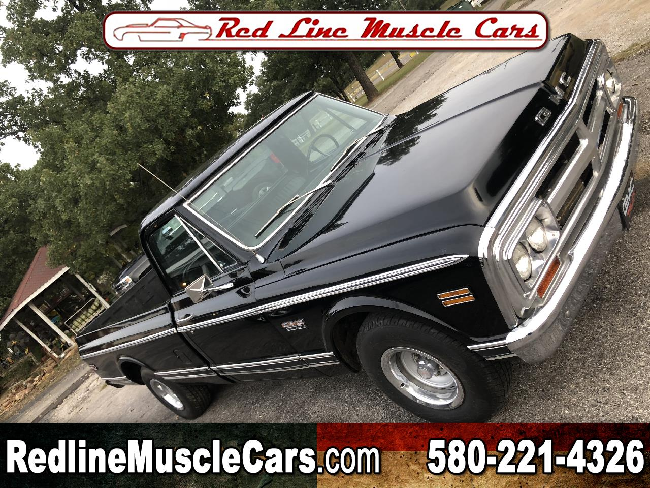 1972 GMC Sierra 1500 Classic SL Long Box 2WD