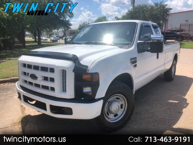 2009 Ford F-250 SD XL SuperCab 2WD