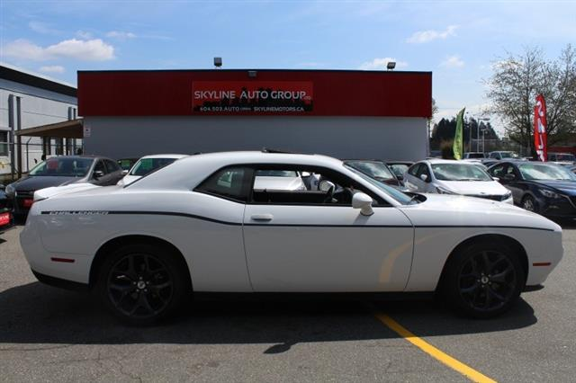 2017 Dodge Challenger 2dr | Cpe |Navigation |Low Kms