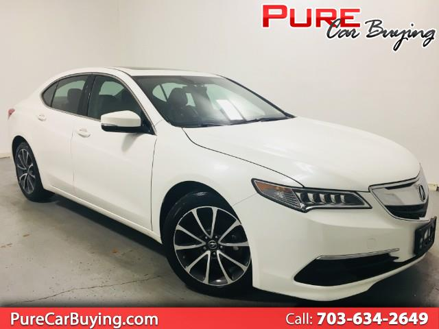2015 Acura TLX Technology Package **NAVIGATION//SUNROOF//VOICE RO