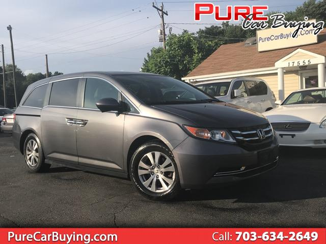 2015 Honda Odyssey EX **3RD ROW SEATING//BLU-TOOTH//BACK UP CAMERA//G