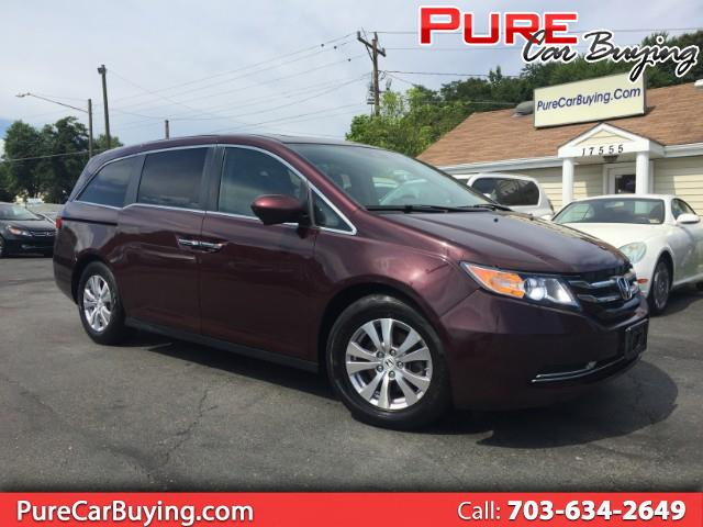 2015 Honda Odyssey EX-L **EXCELLENT CONDTION// LOW MILES// GREAT PRIC