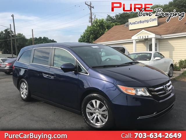 2015 Honda Odyssey EX-L **LOW MILES// GREAT PRICE// GREAT CONDITION//