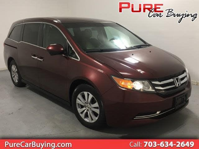 2016 Honda Odyssey SE **More Odyssey's To Chose From// Excellent Pric
