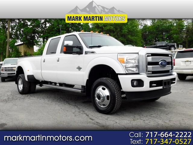2015 Ford F-350 SD Platinum