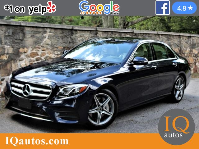 2018 Mercedes-Benz E-Class E300 Luxury Sedan