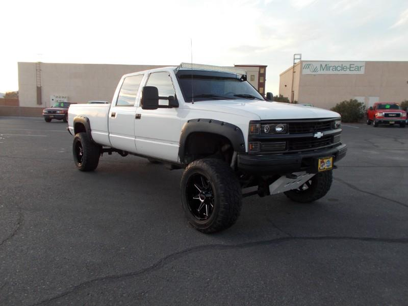 1999 Chevrolet C/K 3500 Crew Cab Long Bed 4WD