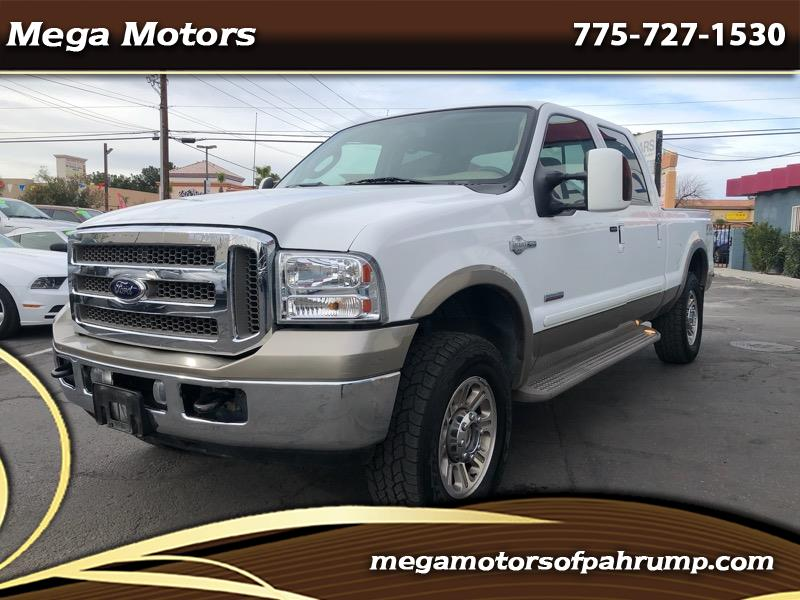 2006 Ford F-250 SD Crew Cab Short Bed Harley Davidson