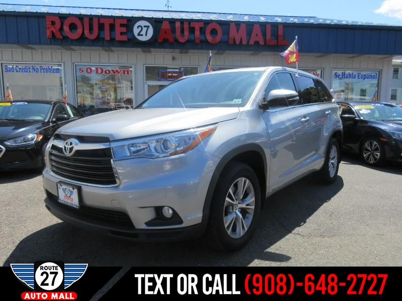 2016 Toyota Highlander LE Plus AWD V6
