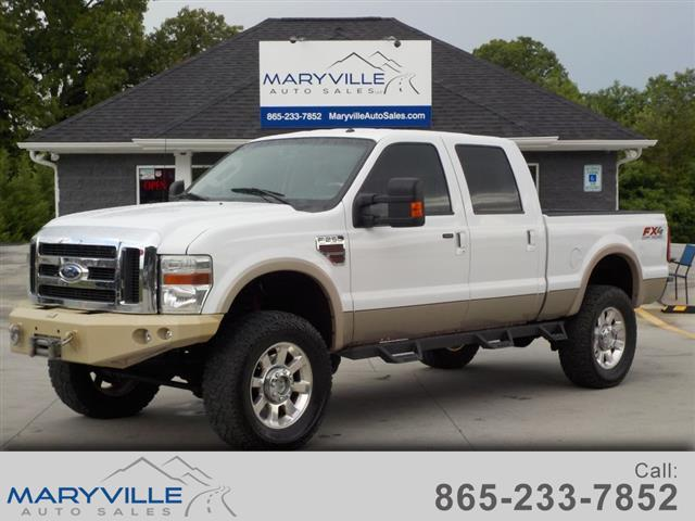 2010 Ford F-250 SD SUPER DUTY
