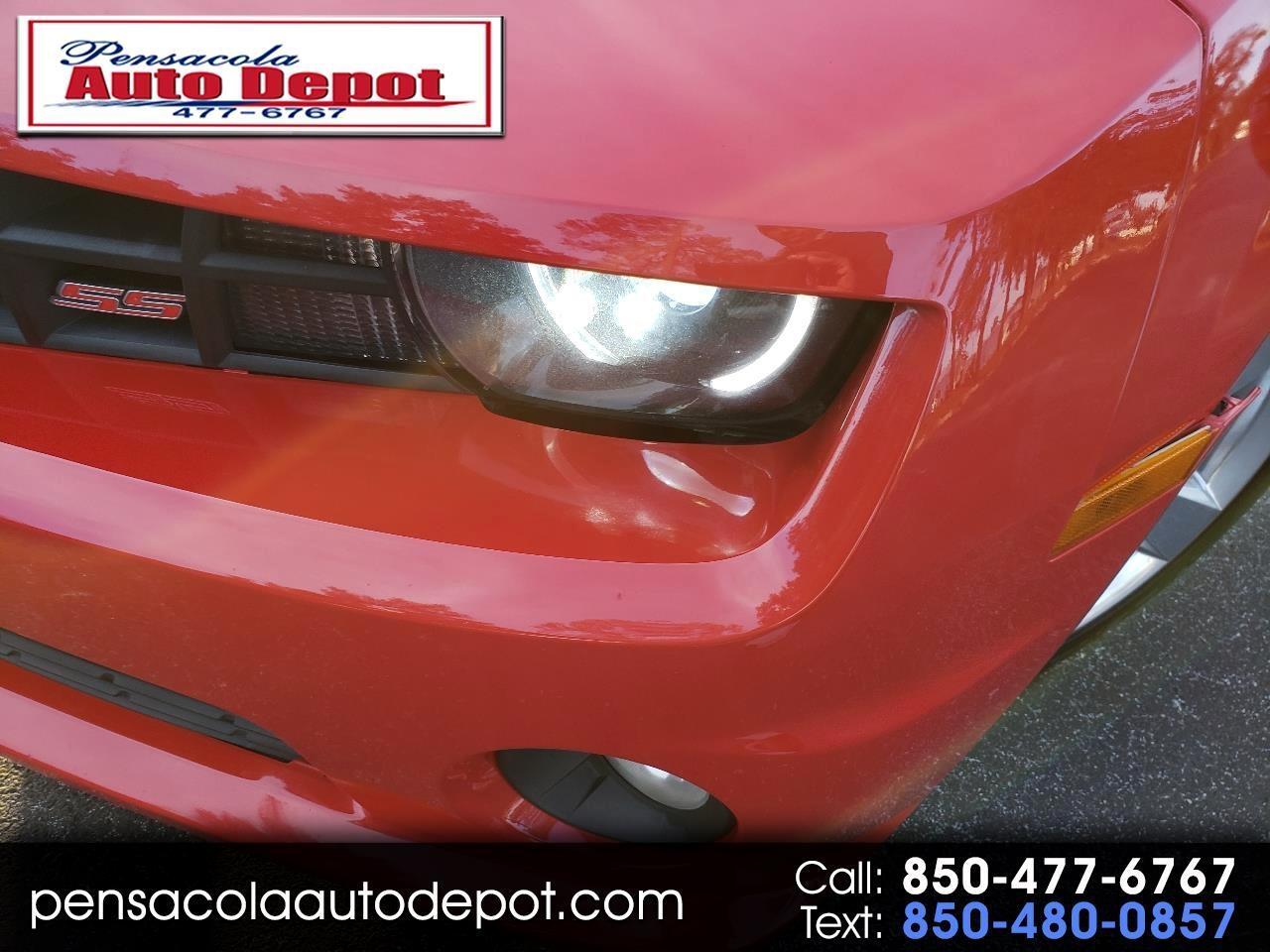 2011 Chevrolet Camaro 2SS Coupe