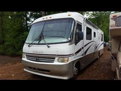 1999 Ford Class A Motorhome Chassis
