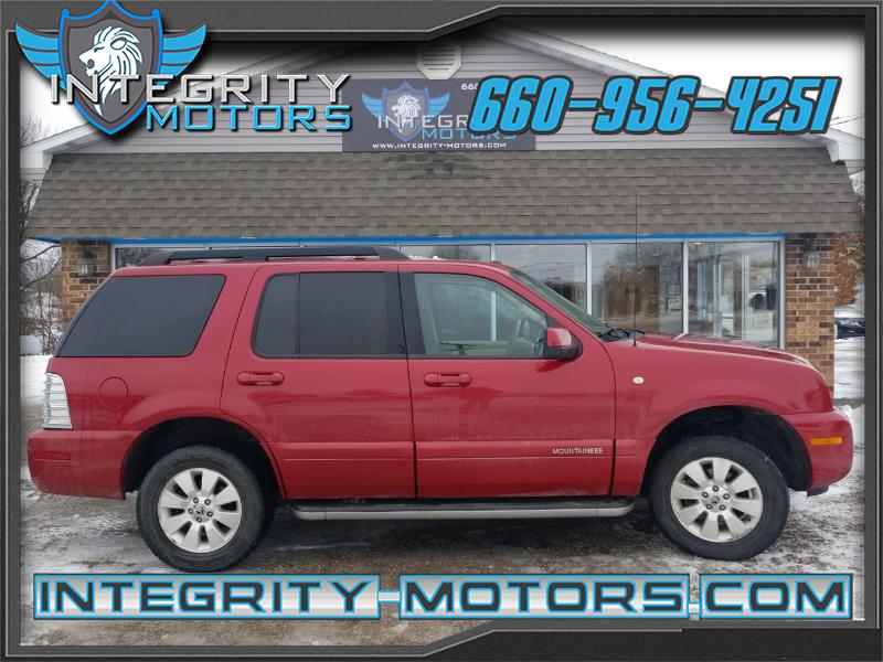 2010 Mercury Mountaineer Luxury 4.0L AWD