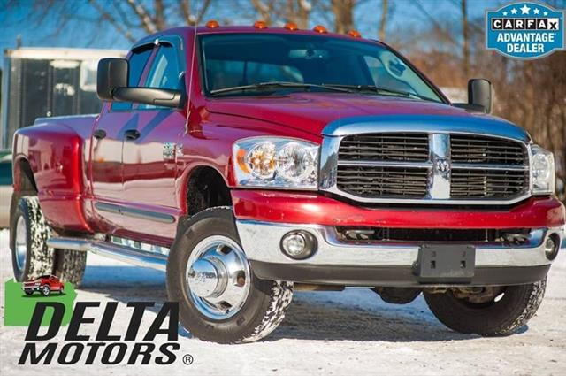2007 Dodge Ram 3500 TRX4 Off Road Quad Cab DRW