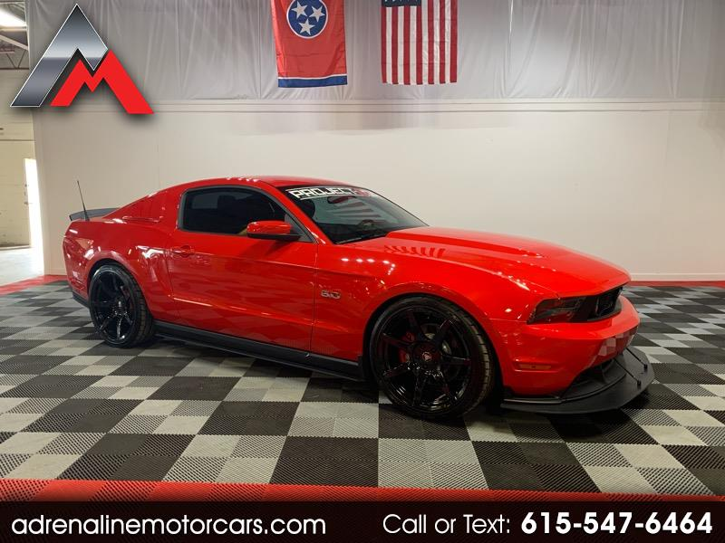 2012 Ford Mustang GT Roush Supercharged