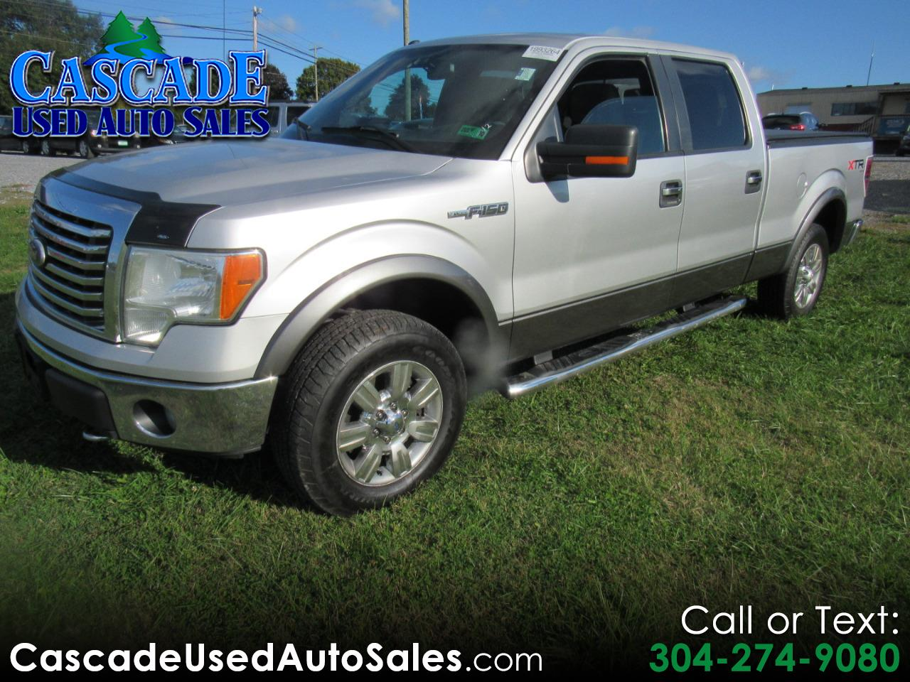 2011 Ford F-150 XLT SuperCrew 6.5-ft. Bed Flareside 4WD