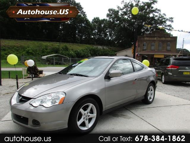 2002 Acura RSX Coupe 5-speed