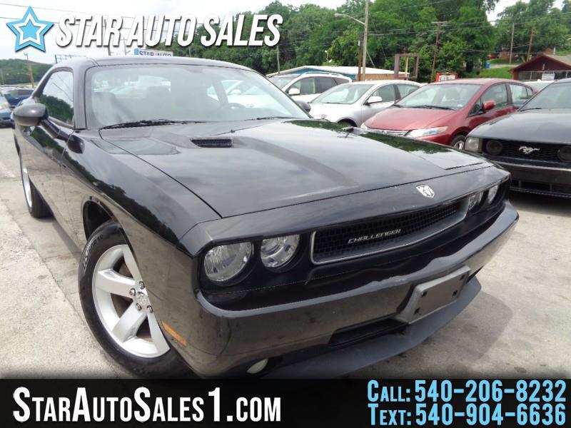 2010 Dodge Challenger 2dr Cpe SE