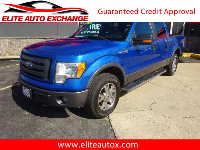 2009 Ford F-150 XL SuperCrew 6.5-ft. Bed 4WD