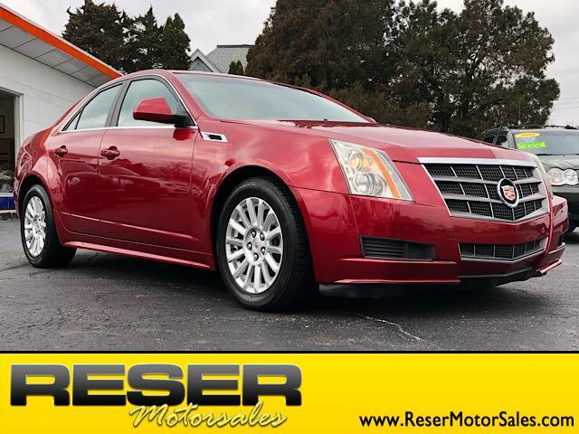 2011 Cadillac CTS 4dr Sdn 3.0L AWD