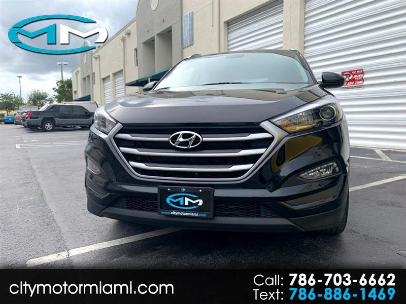 2018 Hyundai Tucson SEL FWD