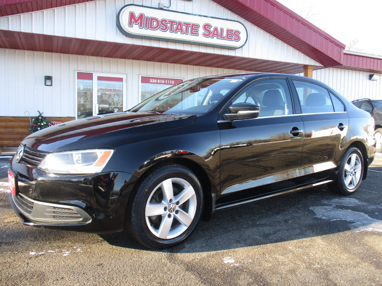 2013 Volkswagen Jetta Sedan 4dr DSG TDI *Ltd Avail*