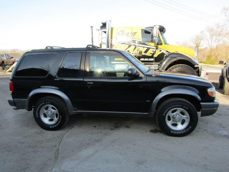 1999 Ford Explorer Sport 4WD