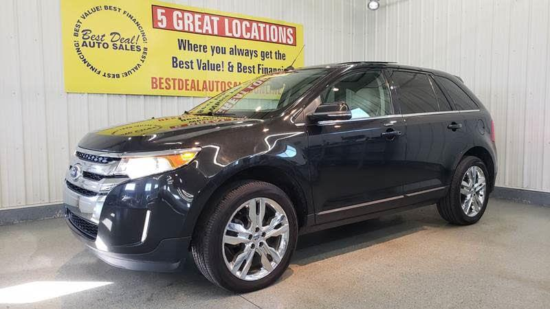 2014 Ford Edge Limited AWD