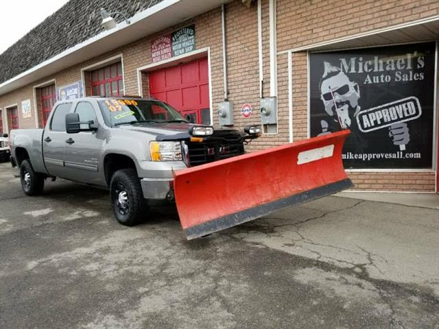 2007 GMC Sierra 2500HD Work Truck Crew Cab Long Box 4WD