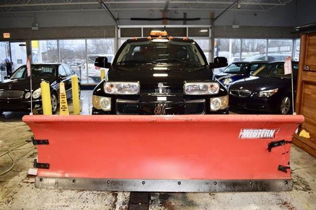 "2003 Dodge Ram 2500 4WD Quad Cab 160.5"" SLT"