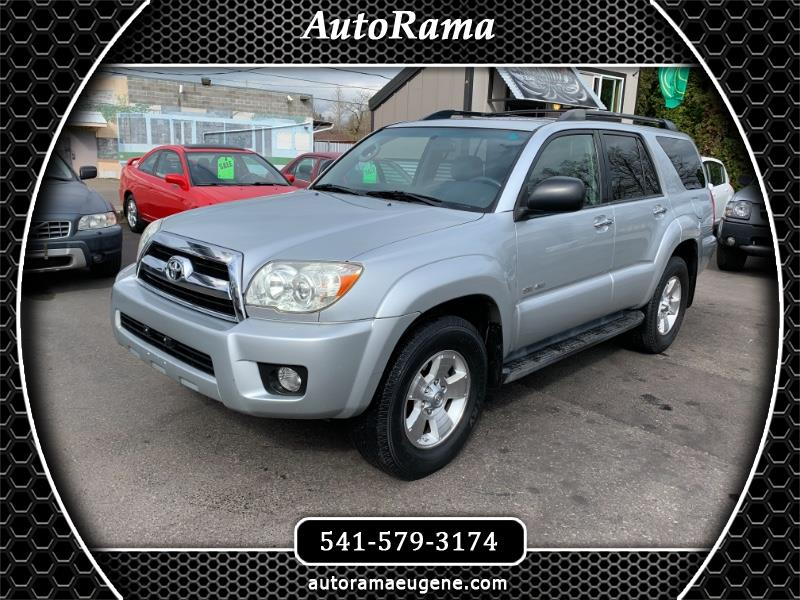 2007 Toyota 4Runner SR5 4WD / 4.0L / 3RD ROW / CLEAN TITLE