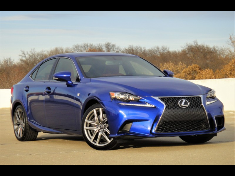 2016 Lexus IS 300 F Sport AWD