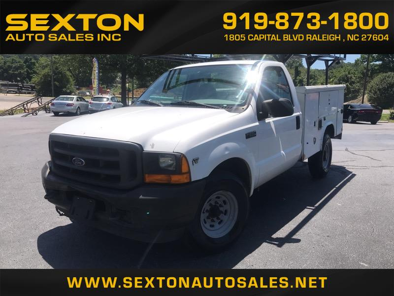 2001 Ford F-250 SD XL 2WD