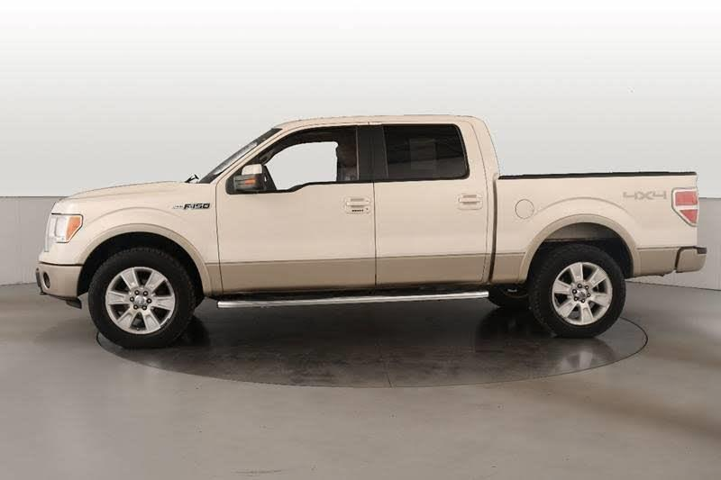 "2009 Ford F-150 4WD SuperCrew 150"" Lariat"