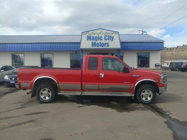 2007 Ford F-250 SD SUPER DUTY LARIAT
