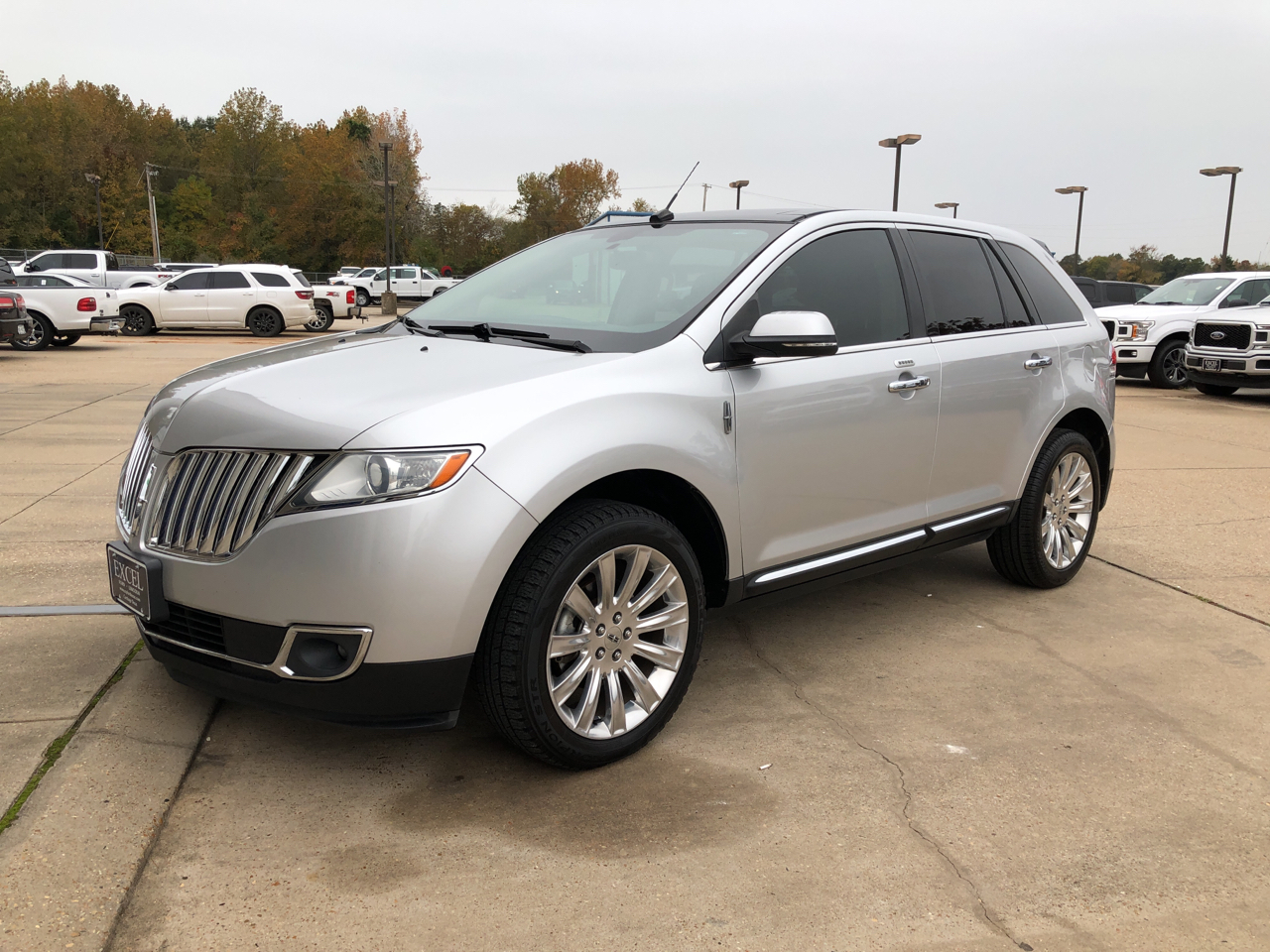 2015 Lincoln MKX Reserve