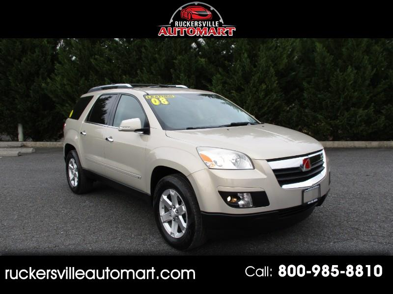 2008 Saturn Outlook XR FWD
