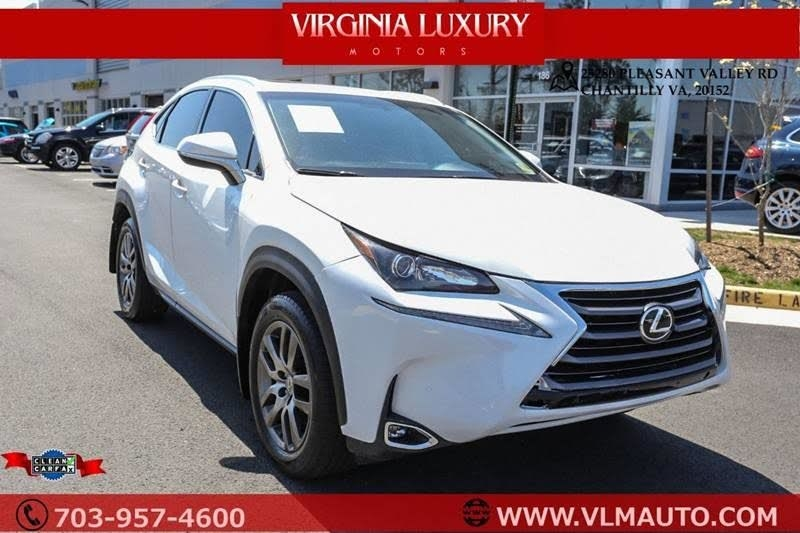2015 Lexus NX 200t Premium Plus Package