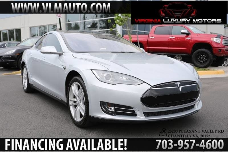 2013 Tesla Model S Signature Performance
