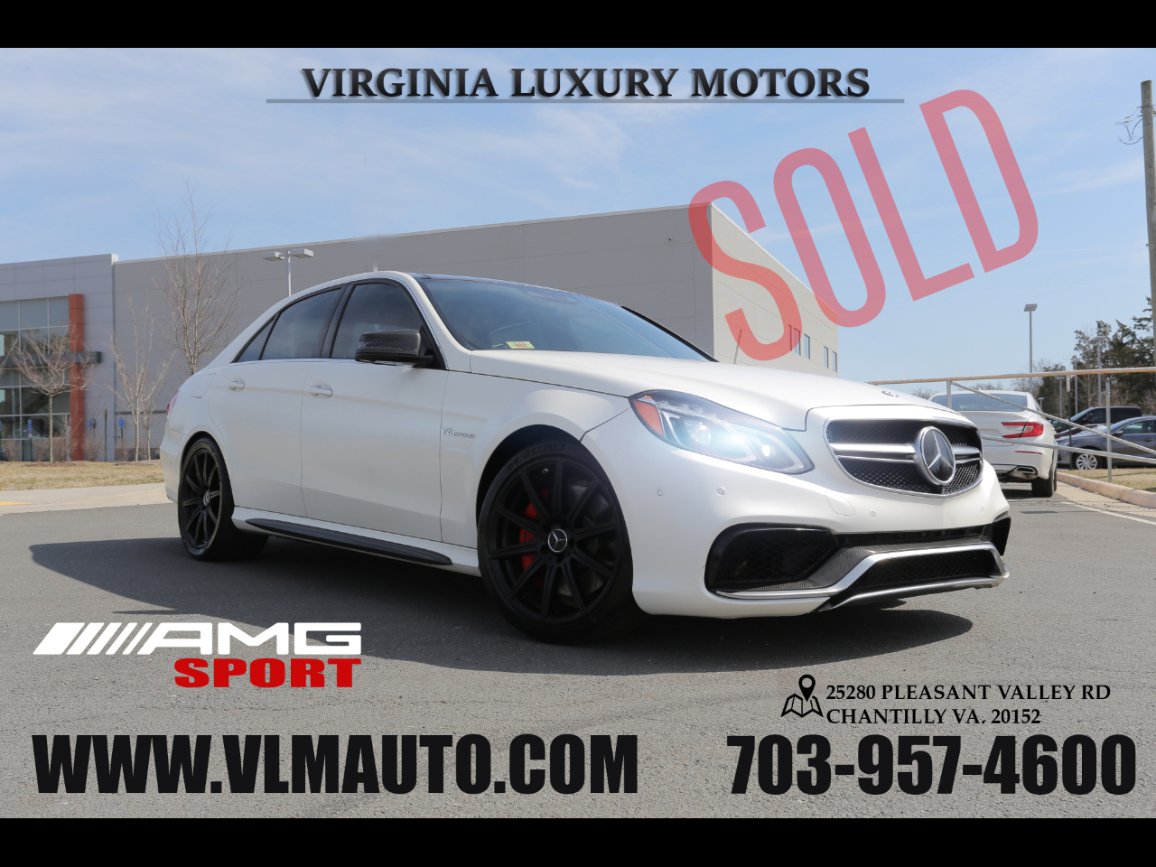 2014 Mercedes-Benz E-Class 4dr Sdn E 63 AMG S-Model 4MATIC