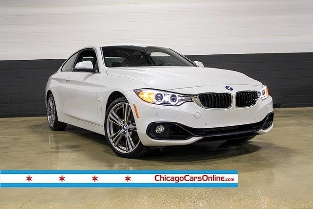 2016 BMW 4-Series 428i xDrive Sport Coupe
