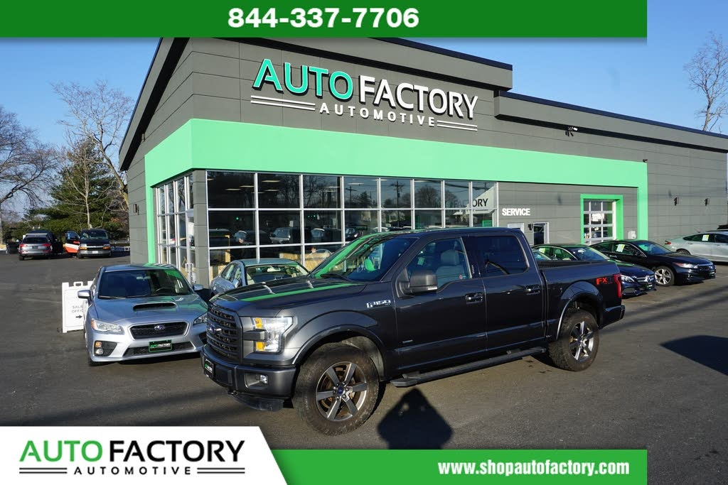 2016 Ford F-150 SUPERCREW SPORT