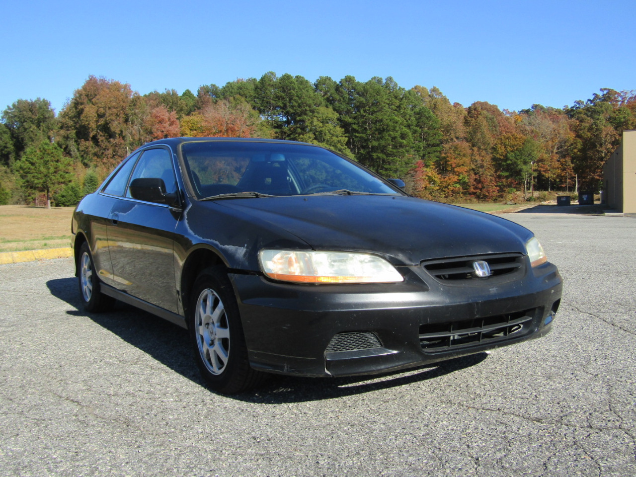 2002 Honda Accord Special Edition Coupe