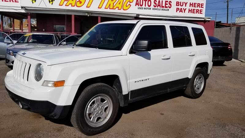 2015 Jeep Patriot Sport 4WD
