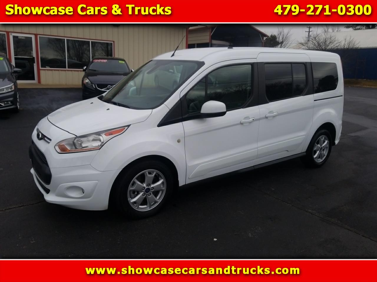 2014 Ford Transit Connect Wagon 4dr Wgn LWB Titanium w/Rear Liftgate