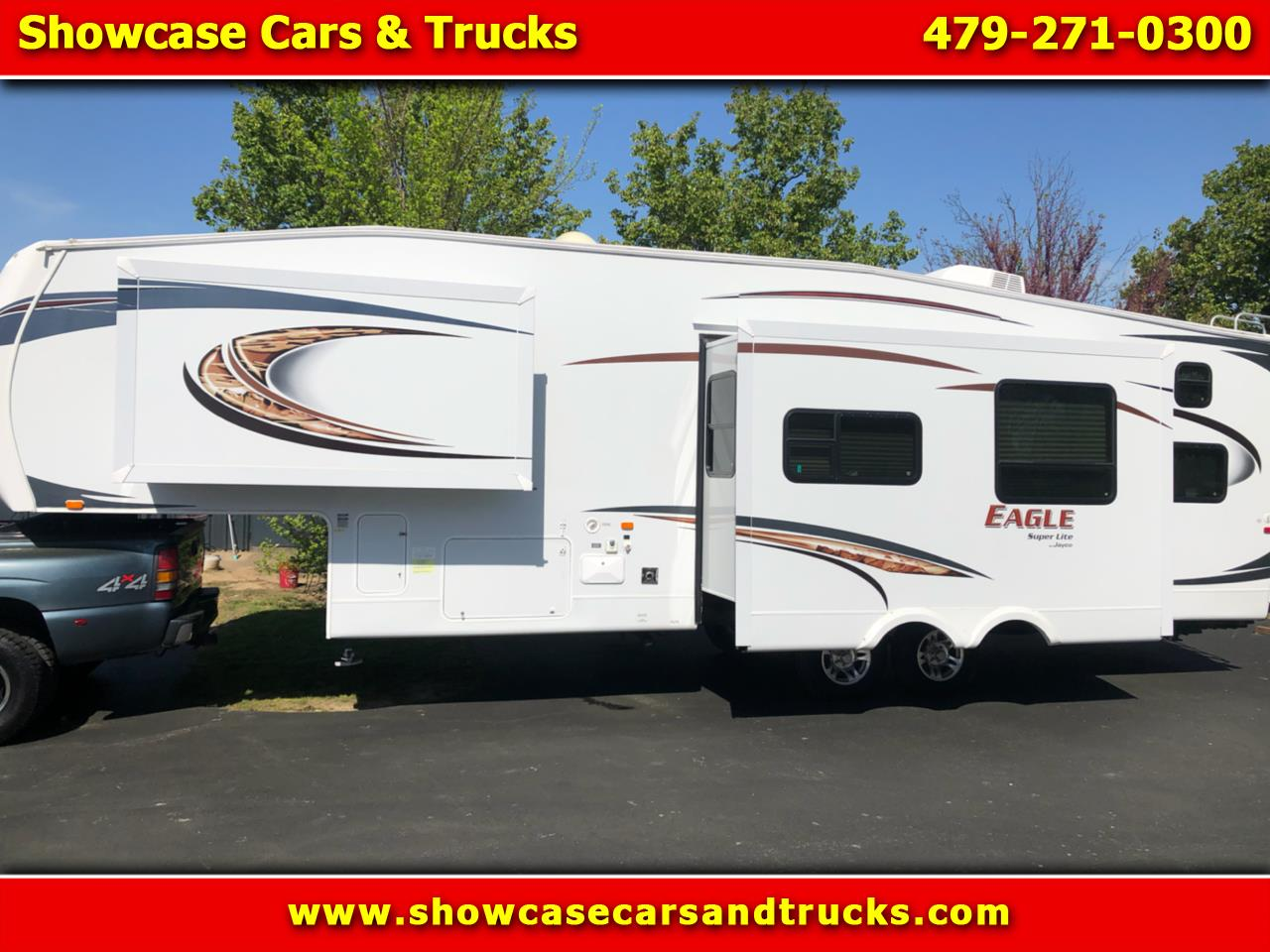 2012 Jayco Fifth Wheel