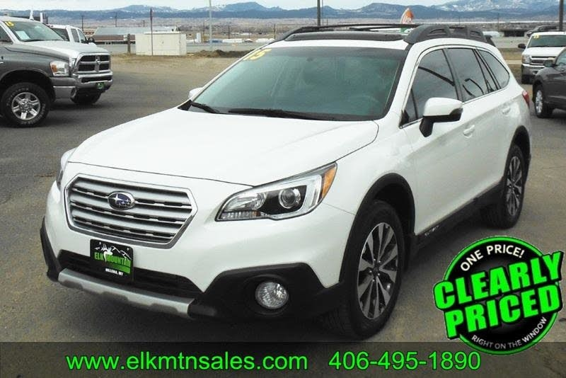 2015 Subaru Outback 3.6R Limited
