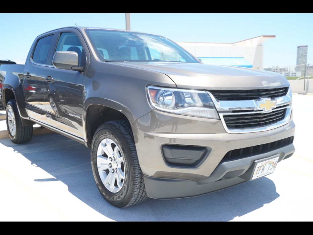 "2016 Chevrolet Colorado 2WD Crew Cab 128.3"" LT"