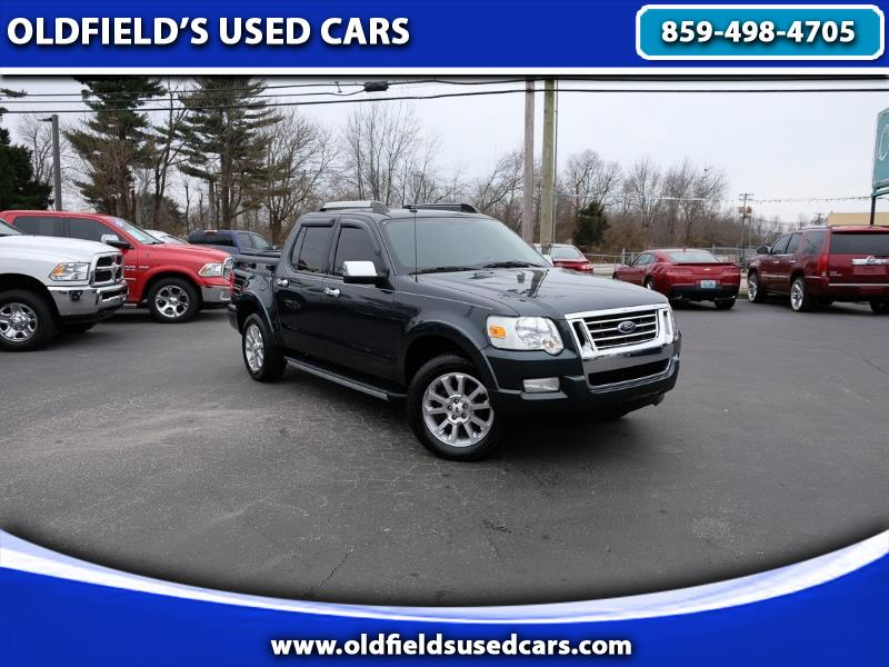 2009 Ford Explorer Sport Trac Limited 4.0L 4WD