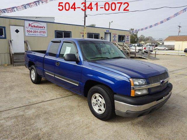 2003 Chevrolet Silverado 1500 Ext. Cab Long Bed 2WD